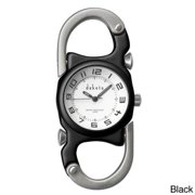 Dakota 'Double Clip' Watch Black Double Clip
