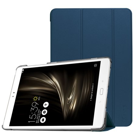 Fintie SlimShell Case for ASUS ZenPad 3S 10 Z500M - Ultra Lightweight Stand Cover with Auto Sleep / Wake, (Asus Zenpad 3s 10 Z500m Android 2017)