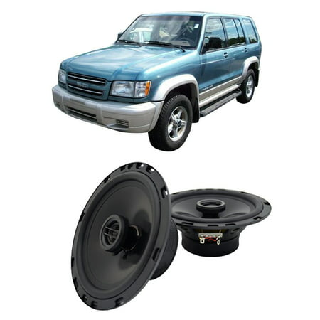 Fits Isuzu Trooper 1990-2002 Front Door Replacement Harmony HA-R65 Speakers New