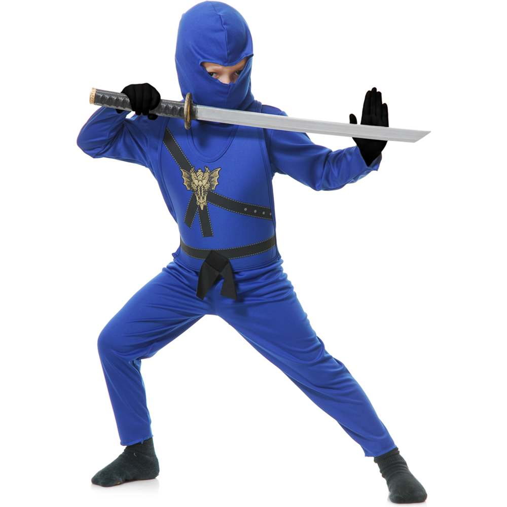 Blue Ninja Avenger Toddler Costume