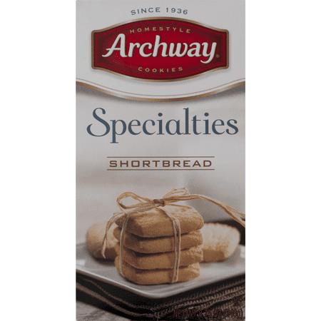 (3 Pack) Archway Specialties Shortbread Cookies, 8.75 Oz