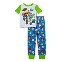 Toy Story Toddler Boy 2 Piece Cotton Sleeper Deals