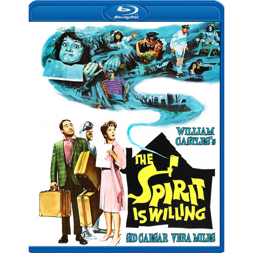 The Spirit Is Willing (1967) (Blu-ray) (Widescreen)