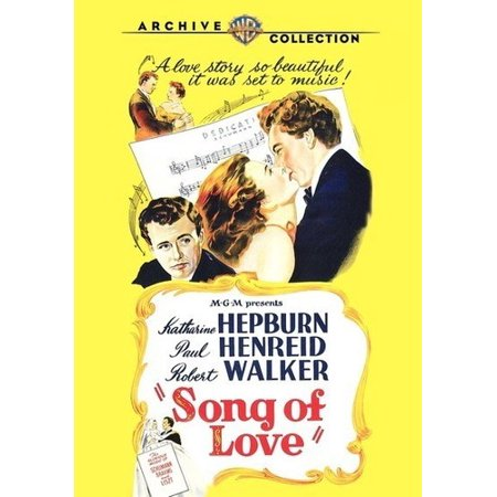 Song Of Love (DVD) ()