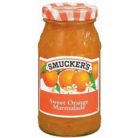(3 Pack) Smucker's Marmalade, Sweet Orange, 12 Oz (Recipe For Cranberry Sauce With Orange Marmalade)