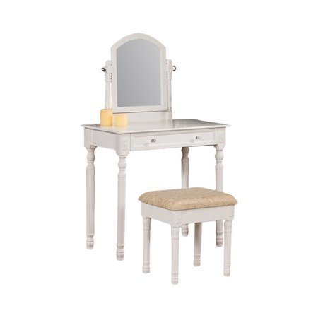 Inroom designs vanity stool In room designs