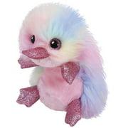 "TY Beanie Boos -Petunia The Platypus (Glitter Eyes) Small 6"" Plush"