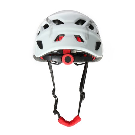 Safety Rock Climbing Downhill Caving Rappelling Rescue Helmet Protector Air Vent