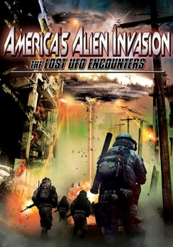 America's Alien Invasion: Lost UFO Encounters (DVD) by Reality Entertainment