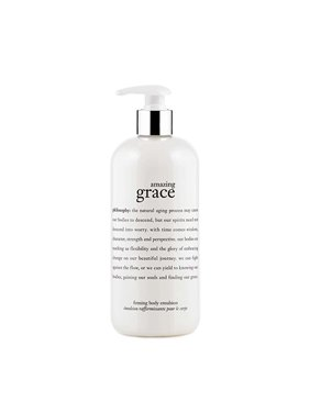($39 Value) Philosophy Amazing Grace Firming Body Lotion Emulsion, 16 Fl Oz