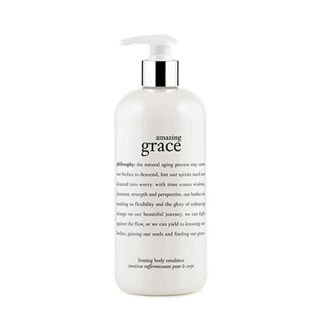 Philosophy Amazing Grace Firming Body Emulsion, 16 Fl