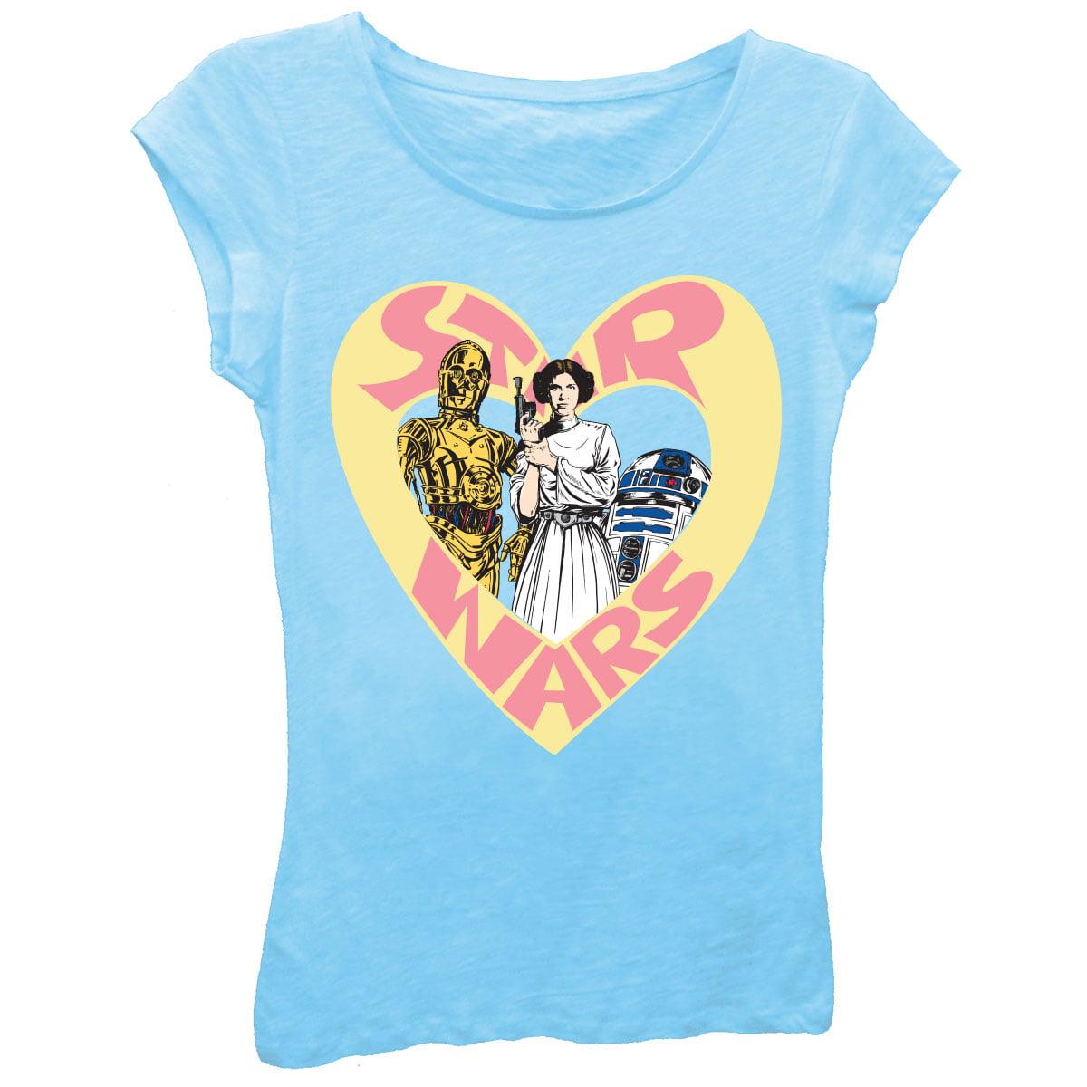 Girls' Short Sleeve Graphic T-shirt