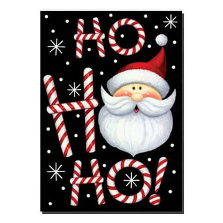 HoHoHo Santa Toland Art Banner