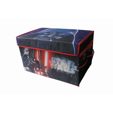 Star Wars Dark Side Collapsible Storage Trunk