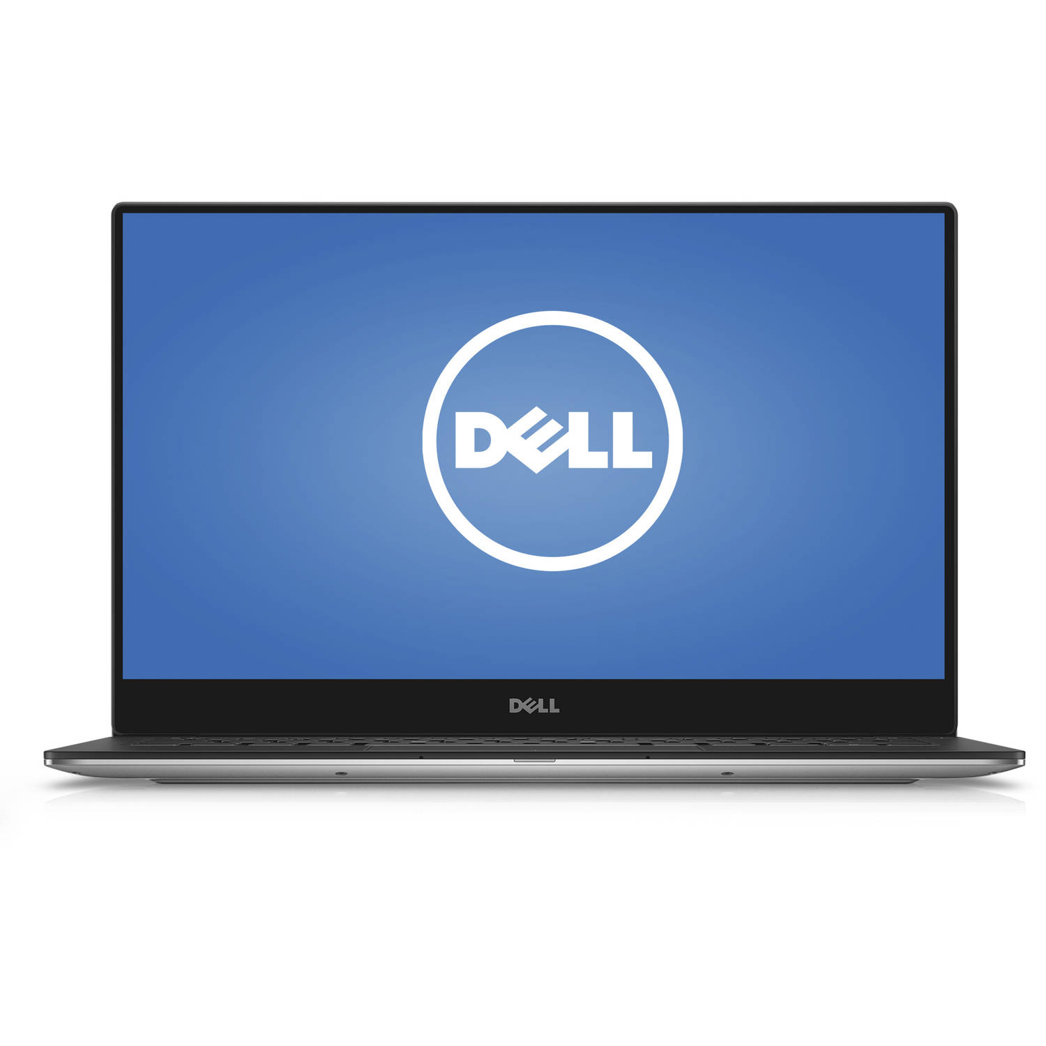 """Dell Silver 13.3"""" XPS QHD+ Laptop PC with Intel Core i7-6560U Processor, 16GB Memory, touch screen, 512GB Solid State Drive and Windows 10 Home"""