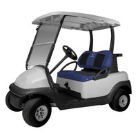 """Classic Accessories Fairway Neoprene Paneled Golf Cart Seat Cover, 40"""" L x 18.5"""" W, 2-Person Golf Carts, Multiple Colors"""