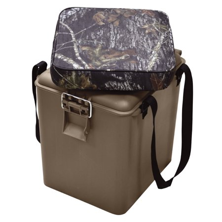 Swivel Buckle (Wise 5612-246SW Big Boy Dove-Sport Bucket with Swivel Seat, Break-Up Camo with Brown Shell )