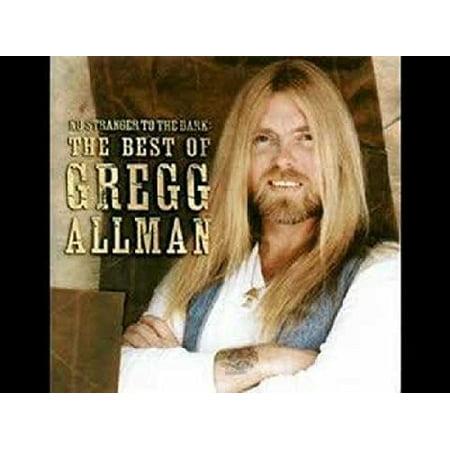 No Stranger to the Dark: Best of Greg Allman (CD) (Gregg Allman Ain T Wastin Time No More)