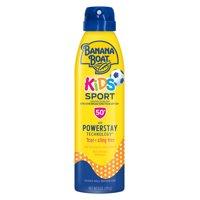 Banana Boat Kids Sport Sunscreen Spray SPF 50+, 6 Oz
