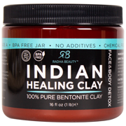 Best Bentonite Clays - INDIAN HEALING CLAY - 100% PURE BENTONITE Review