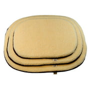 Comfort Pet Dog Cat Bed Soft Crate Mat Cushion and Cozy Crate Pad Nap Mat