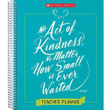 Teacher Kindness Planner: A Year's Worth of Ideas to Build a Culture of Kindness in Your Classroom (Paperback)
