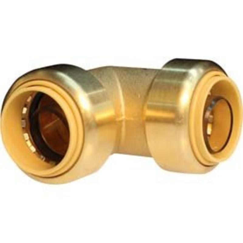PUSHFIT ELBOW 3/4 PRO BITE Push It Fittings LF823R 845526001830