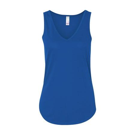75672cb368 Bella + Canvas - 8805 Bella + Canvas T-Shirts Women's Flowy V-neck ...