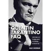 Quentin Tarantino FAQ - eBook