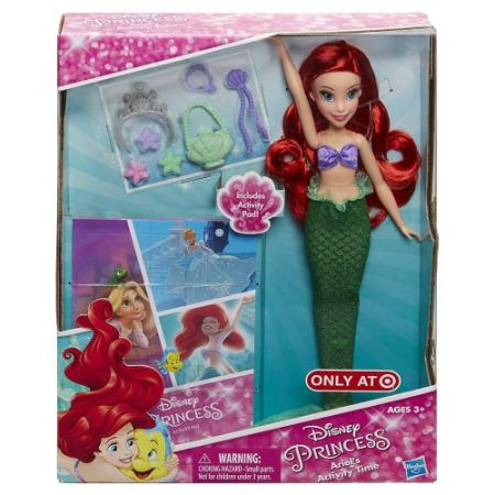 Ariel Activity Time Doll