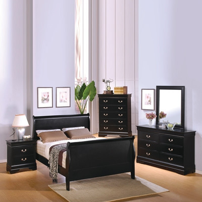 Bundle-10 Wildon Home   Thatcher Sleigh Customizable Bedroom Set (3 Pieces)