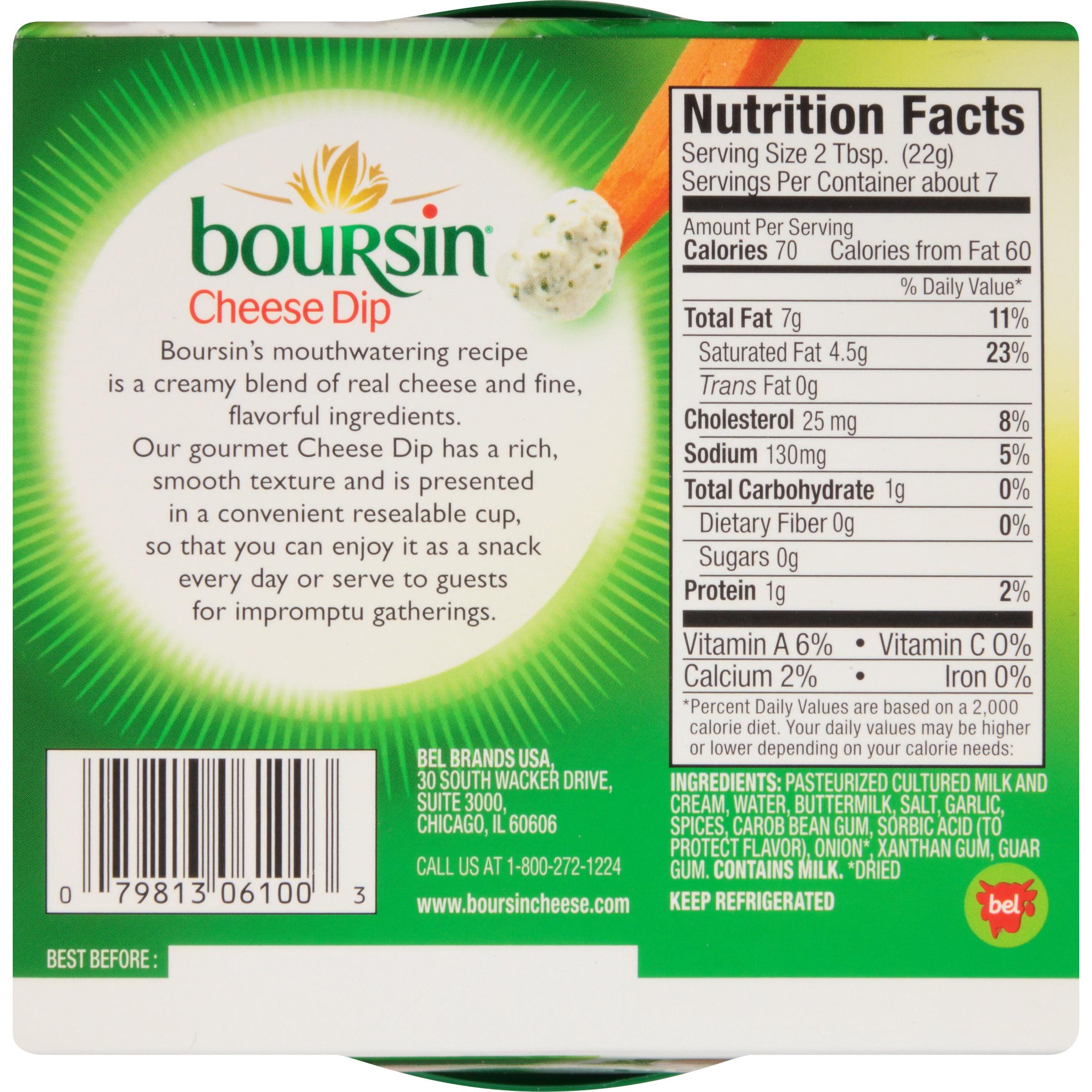 Bel Brands Boursin Cheese Dip, 5.6 oz