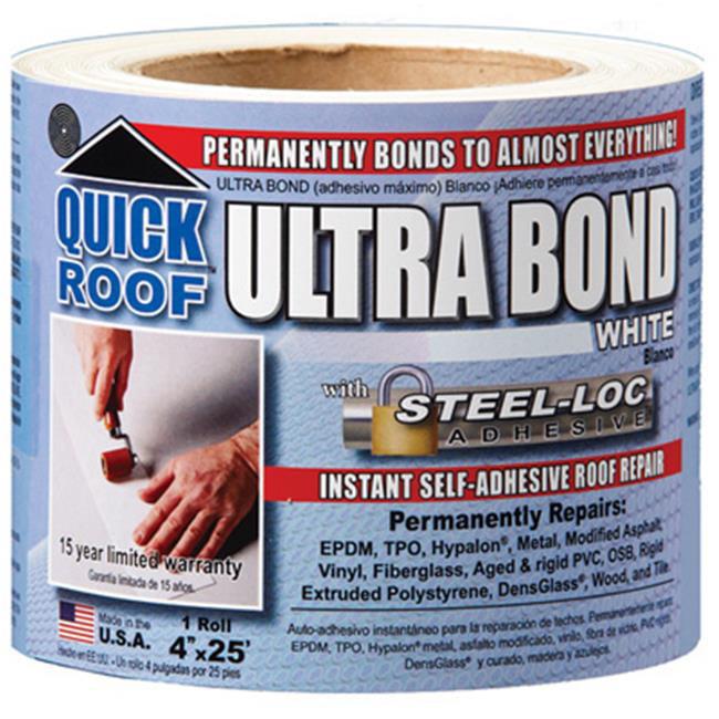 Quick Roof Ultra Bond Instant Self Adhesive Roof Repair