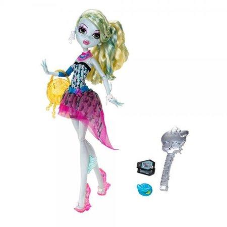 Monster High Dress Up Lagoona Blue (Monster High Dot Dead Gorgeous Lagoona Blue)