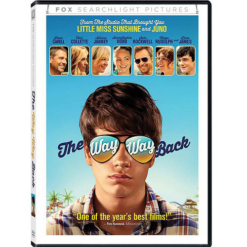 The Way, Way Back (Widescreen)