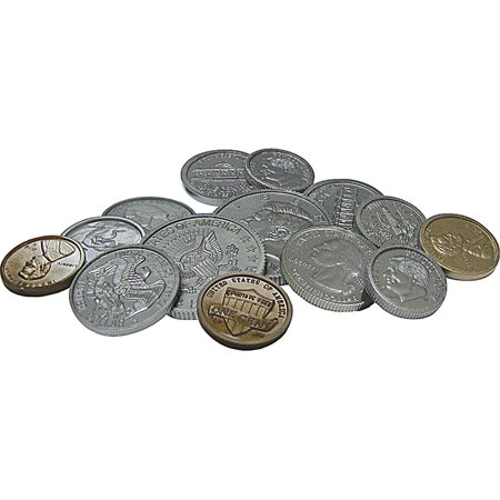 PLAY MONEY ASSORTED COINS - Glass Monkey