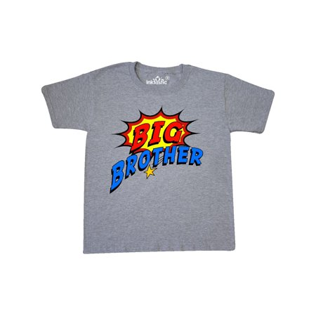 - Big Brother Superhero Youth T-Shirt