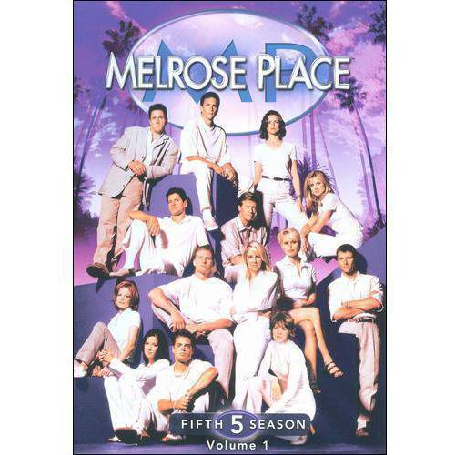 Melrose Place: The Fifth Season, Volume 1 (4-Disc) (Full Frame)
