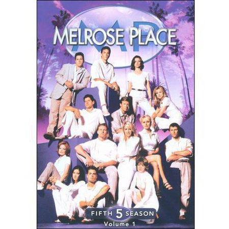Melrose Place  The Fifth Season  Volume 1  4 Disc   Full Frame