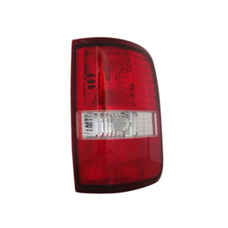 2004-2008 Ford F-150  Aftermarket Passenger Side Rear Tail Lamp Lens and Housing 6L3Z13404BA