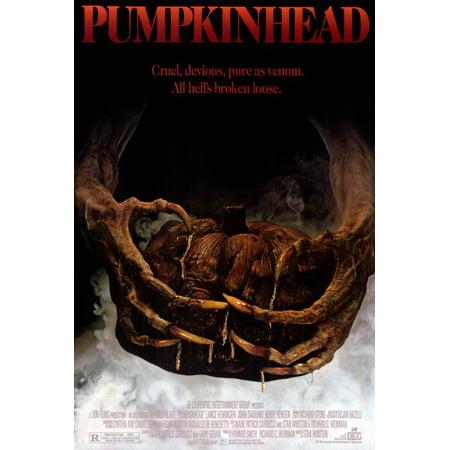 Pumpkinhead (1989) 11x17 Movie - Phish Halloween 1989