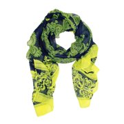 In Things Corp Handmade Saachi Women's Abstract Paisley Scarf (China)