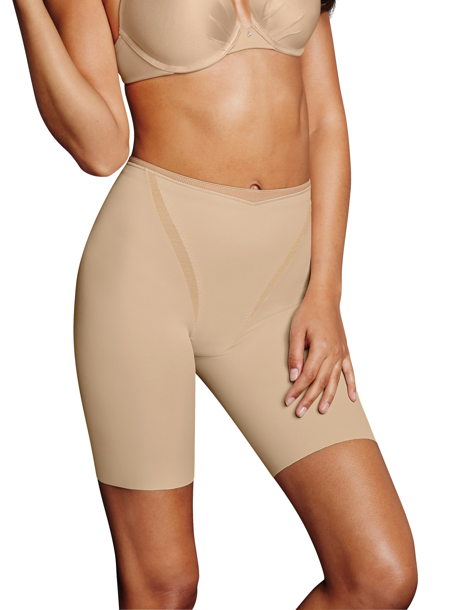 Flexees Cool Comfort Firm Thigh Slimmer