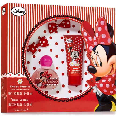 Disney Minnie Mouse Gift Set, 4 pc