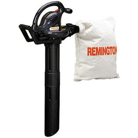 Remington 41BB193G983 12 Amp Two Speed Electric Mulcher Blower Vac