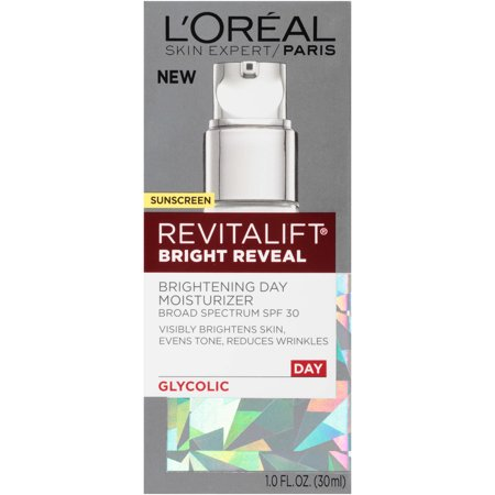 L'Oreal Paris Revitalift Bright Reveal SPF 30
