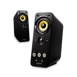 Creative Labs Speaker GigaWorks T20 Series II Systems 2.0 EPS compliant Eng Fr by Creative Labs