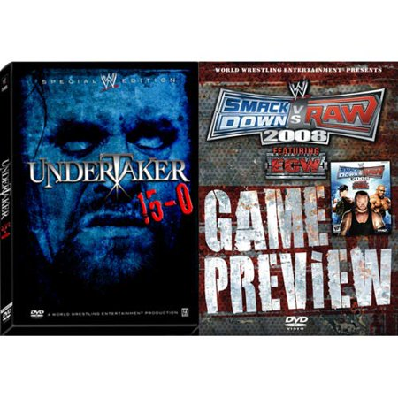 WWE Smackdown vs Raw 2008 Game Preview (DVD) - Wwe Smackdown Divas Halloween