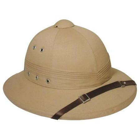 Major Surplus Pith Helmet Khaki - Cheap Pith Helmet