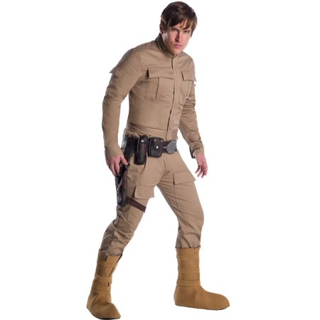Luke Skywalker Jedi Costume (Adult Premium Dagobah Luke Skywalker)
